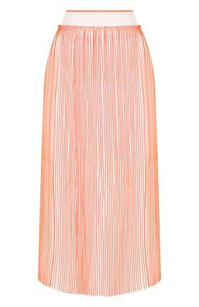 Плиссированная юбка-миди | Фото №1