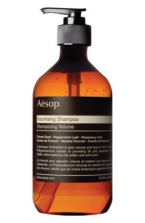 Женский шампунь для волос volumising AESOP бесцветного цвета, арт. B500HR16RF | Фото 1