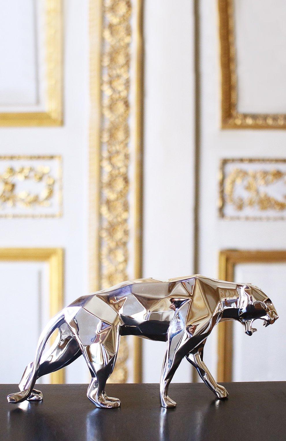 Скульптура Panther by Richard Orlinski Christofle  | Фото №2