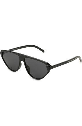 Солнцезащитные очки Dior черные | Фото №1