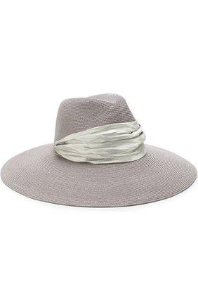 Шляпа Cassidy с лентой Eugenia Kim сиреневого цвета | Фото №1