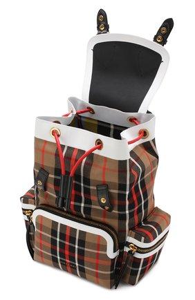 Рюкзак Rucksack с кожаной отделкой   Фото №4