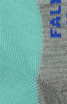Детские носки FALKE голубого цвета, арт. 10671 | Фото 2