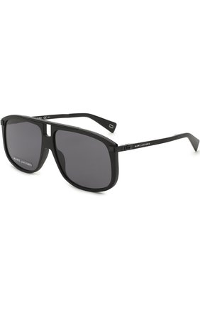 Мужские солнцезащитные очки MARC JACOBS (THE) черного цвета, арт. MARC 243 003 | Фото 1