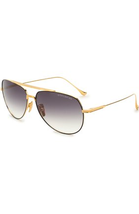 Солнцезащитные очки Dita черные   Фото №1