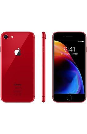 iPhone 8 256GB (PRODUCT)RED Special Edition Apple red | Фото №1