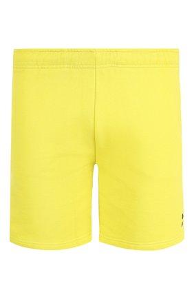 Хлопковые шорты с поясом на резинке | Фото №1