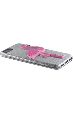 Мужской чехол для iphone 7/8 с аппликацией BENJAMINS разноцветного цвета, арт. BJ8-3DFLA | Фото 2