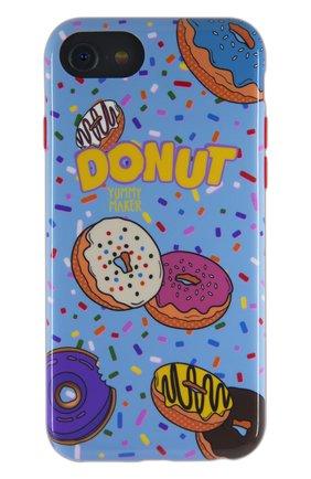 Мужской чехол для iphone 7/8 с принтом BENJAMINS разноцветного цвета, арт. BJ8-P0PNUT | Фото 1