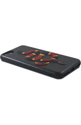 Чехол для iPhone 7/8 с вышивкой | Фото №2