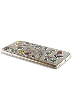Чехол для iPhone 7 Plus/8 Plus с аппликациями | Фото №2