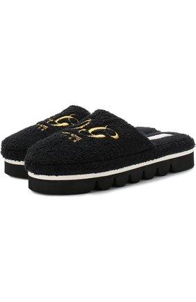 Текстильные домашние туфли Pantofola | Фото №1
