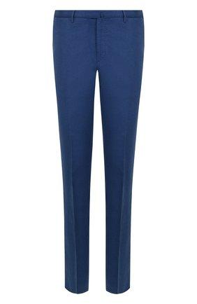 Льняные брюки прямого кроя | Фото №1