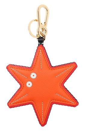 Кожаный брелок Starfish | Фото №1