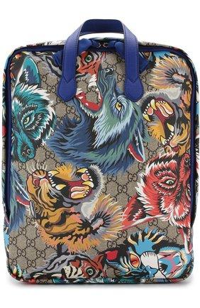 Рюкзак с принтом | Фото №1