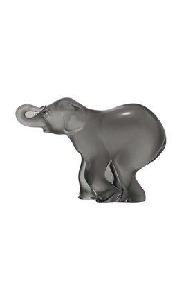 Мужского скульптура timori LALIQUE серого цвета, арт. 10492600 | Фото 1