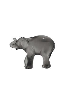 Мужского скульптура timora LALIQUE серого цвета, арт. 10492700 | Фото 1