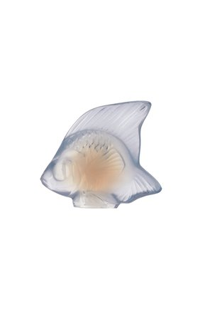 Мужского фигурка fish LALIQUE прозрачного цвета, арт. 3001300 | Фото 1