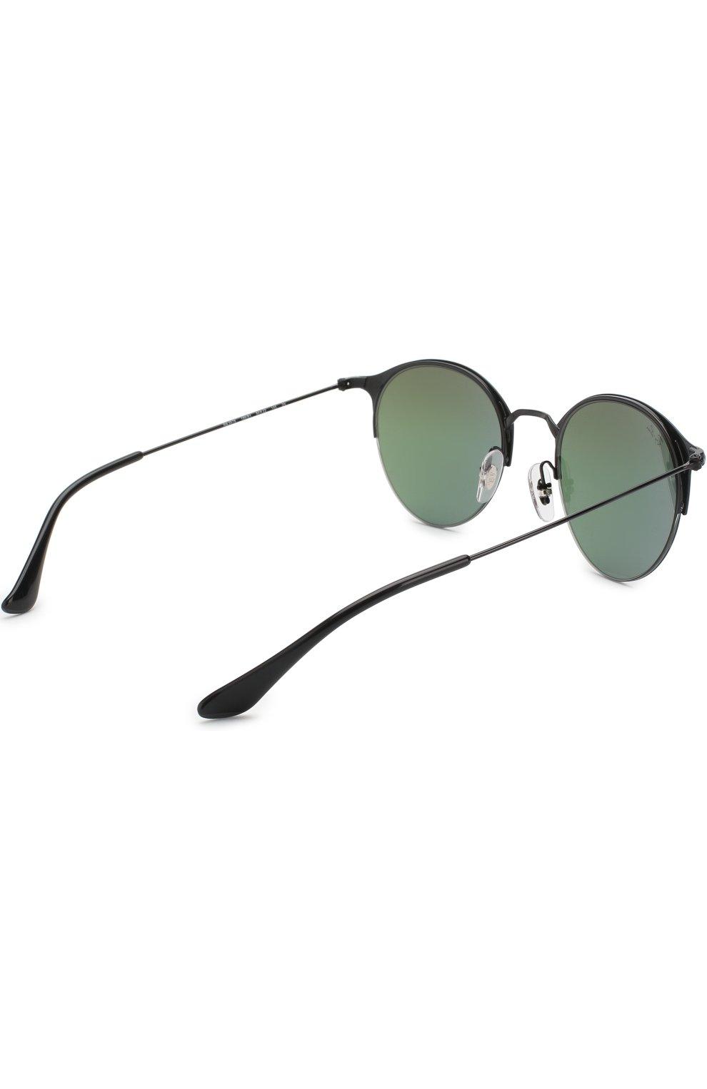Солнцезащитные очки Ray-Ban разноцветные | Фото №4