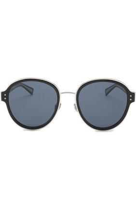 Женские солнцезащитные очки DIOR черного цвета, арт. DI0RCELESTIAL 807   Фото 3