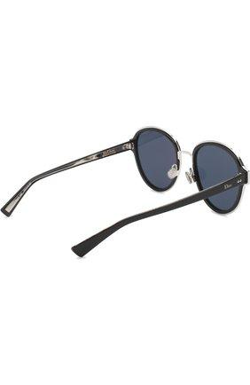 Женские солнцезащитные очки DIOR черного цвета, арт. DI0RCELESTIAL 807   Фото 4