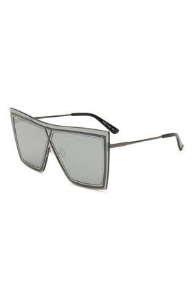 Женские солнцезащитные очки CHRISTIAN ROTH серого цвета, арт. VENTRIL0QUIST/00058 | Фото 1