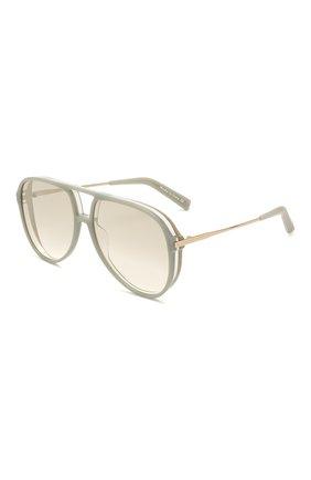 Женские солнцезащитные очки CHRISTIAN ROTH светло-серого цвета, арт. ARMER/00090   Фото 1