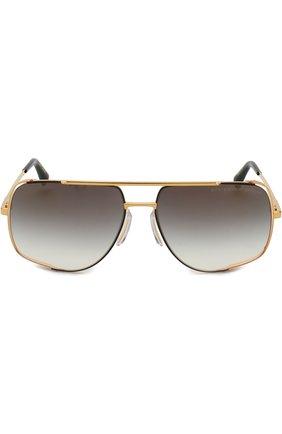 Солнцезащитные очки Dita темно-серые | Фото №1