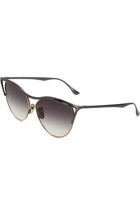 Солнцезащитные очки Dita темно-серые   Фото №1