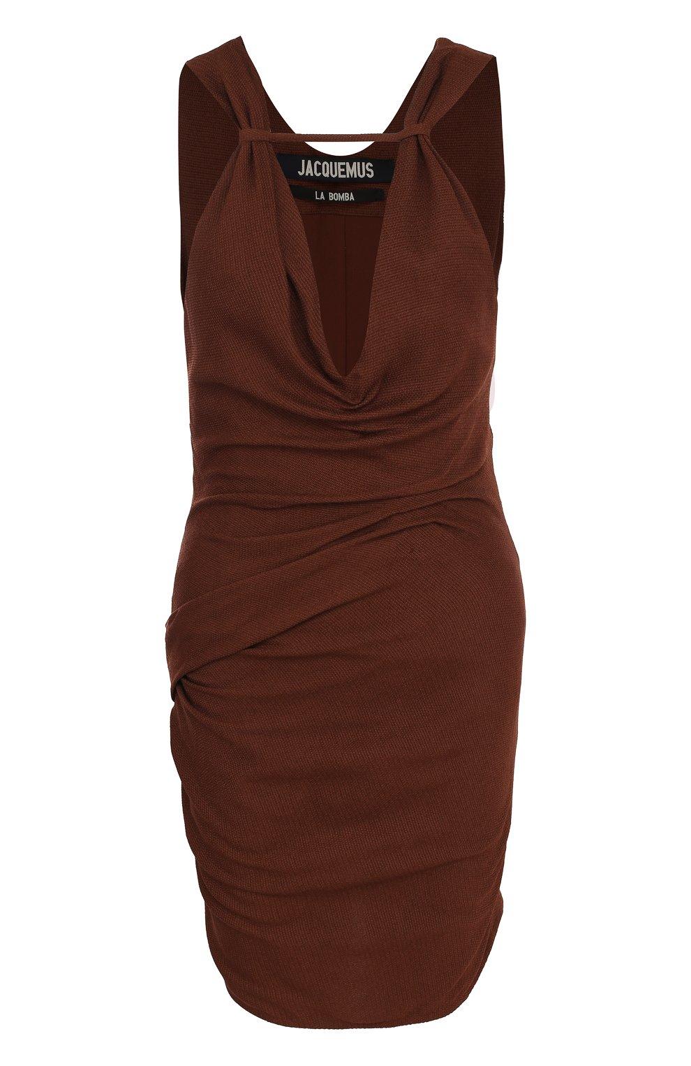 9cd7ae8fa88 Женские платья Jacquemus по цене от 33 700 руб. купить в интернет-магазине  ЦУМ