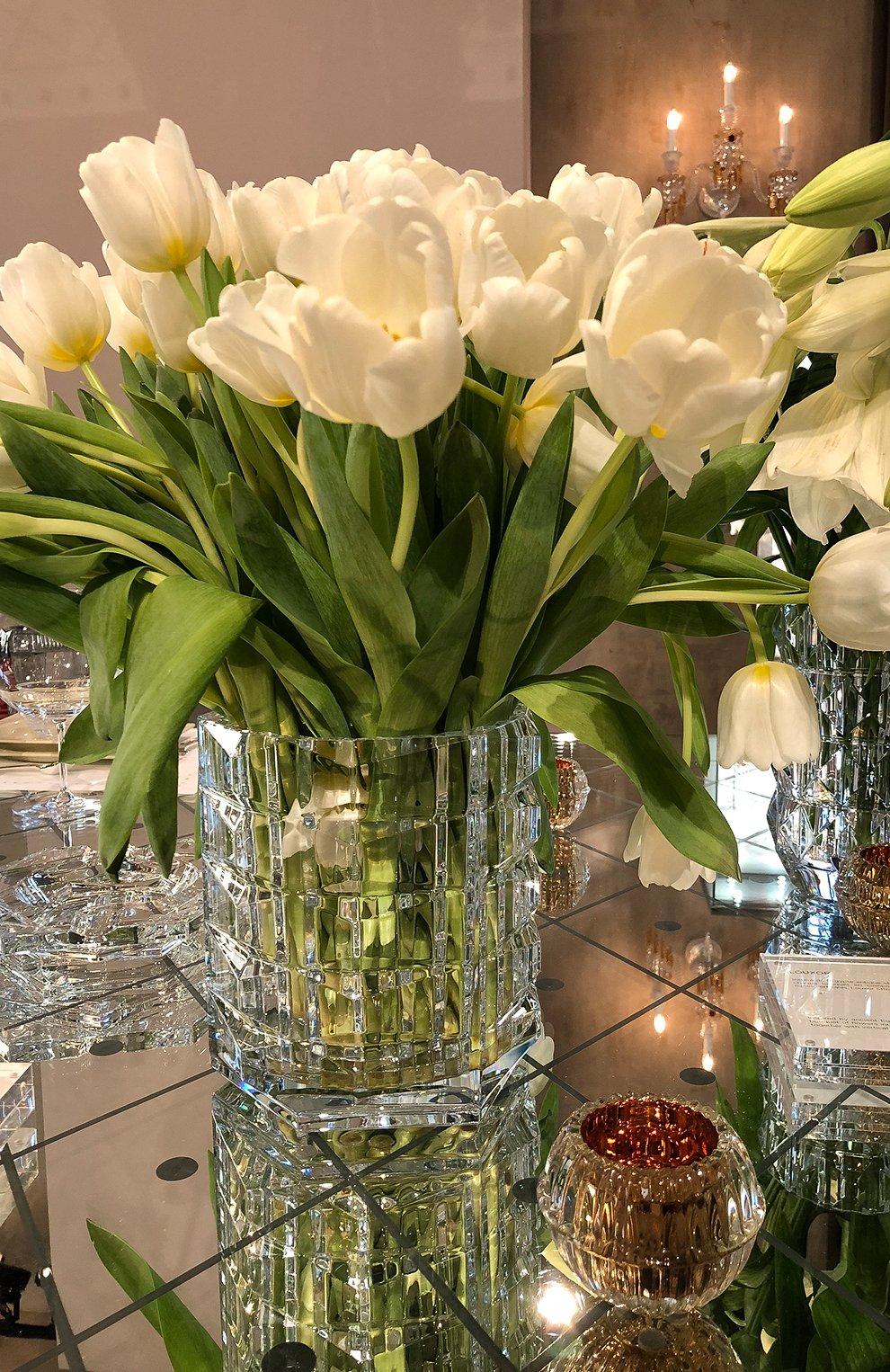 Мужского ваза grand louxor BACCARAT прозрачного цвета, арт. 2 811 508 | Фото 2