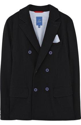 Двубортный пиджак | Фото №1