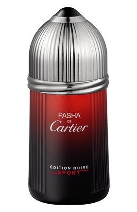 Pasha Edition Noire Туалетная вода - noire sport 50 мл Cartier | Фото №1