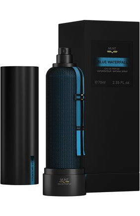 Женский парфюмерная вода blue waterfall  M.INT бесцветного цвета, арт. 3701058400091 | Фото 2