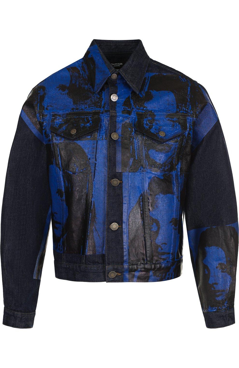 270405321c3 Мужские куртки CALVIN KLEIN 205W39NYC по цене от 49 950 руб. купить в  интернет-магазине ЦУМ