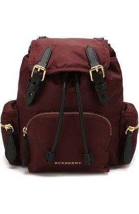 Рюкзак Rucksack small с кожаной отделкой | Фото №1