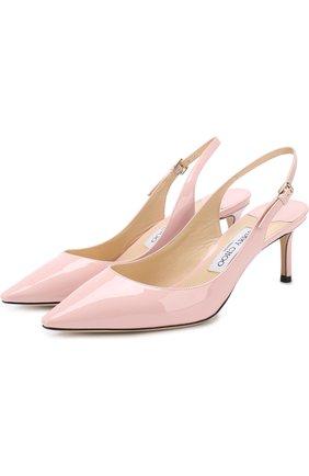 Лаковые туфли Erin 60 на шпильке | Фото №1