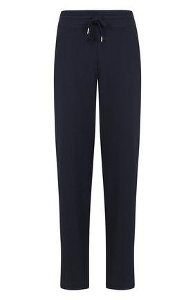 Однотонные хлопковые брюки Mey серые | Фото №1