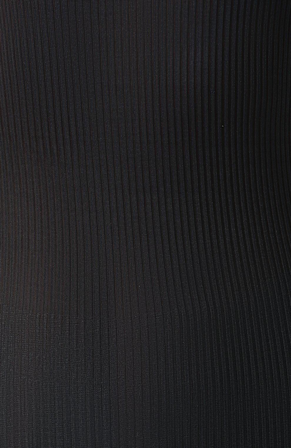 Женская шелковая майка DANA PISARRA серого цвета, арт. PARIGI/SE03 | Фото 5