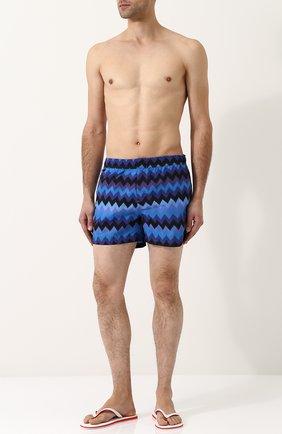 Плавки-шорты с принтом   Фото №2