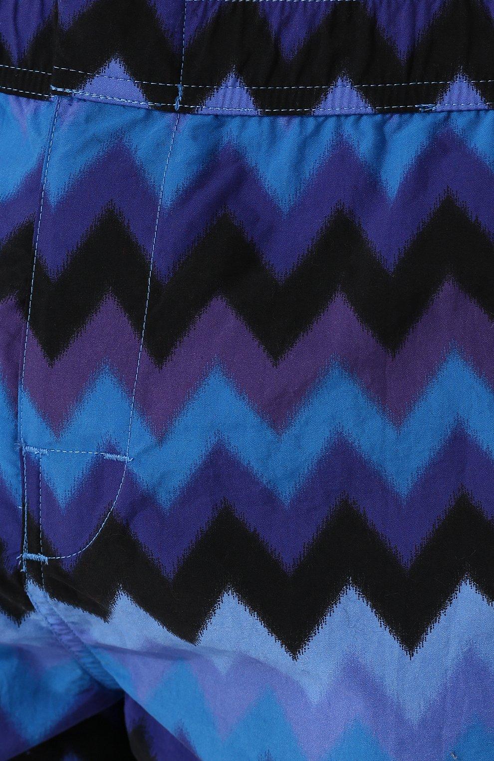 Плавки-шорты с принтом   Фото №5