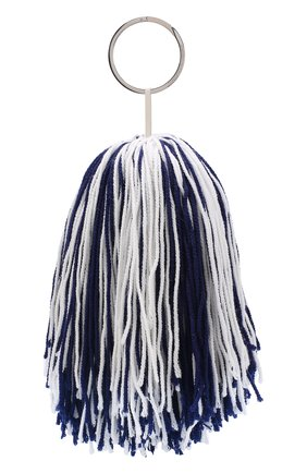 Брелок с текстильной подвеской | Фото №1