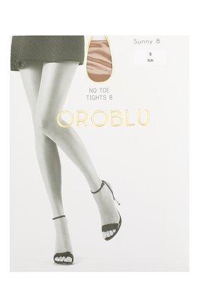 Женские капроновые колготки OROBLU светло-бежевого цвета, арт. V0BC01383 | Фото 1