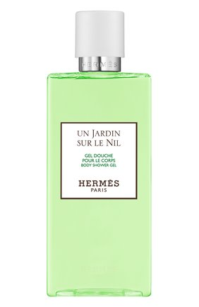 Гель для душа un jardin sur le nil HERMÈS бесцветного цвета, арт. 39490H | Фото 1