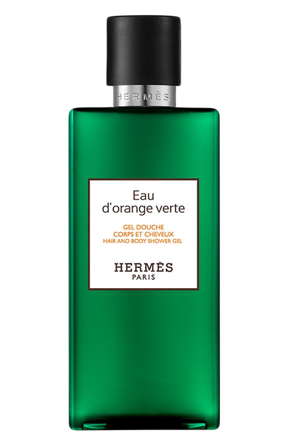 Женского гель для душа eau d'orange verte HERMÈS бесцветного цвета, арт. 39547H | Фото 1