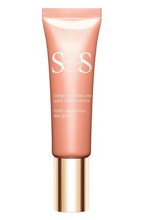 База под макияж для коррекции пигментацию SOS Primer 03 | Фото №1