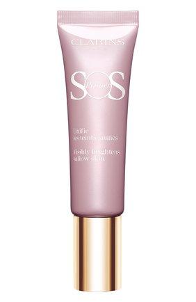 База под макияж для коррекции желтоватого тона кожи SOS Primer 05 | Фото №1