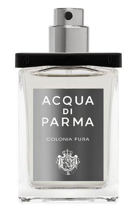 Мужской сменный блок одеколона colonia pura ACQUA DI PARMA бесцветного цвета, арт. 27004 | Фото 1