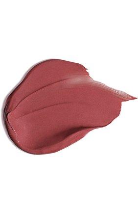 Женская матовая губная помада joli rouge velvet, оттенок 732 CLARINS бесцветного цвета, арт. 80032877 | Фото 2