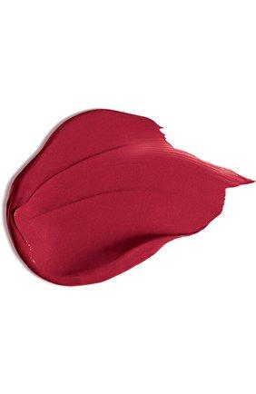 Женская матовая губная помада joli rouge velvet, оттенок 754 CLARINS бесцветного цвета, арт. 80032875 | Фото 2